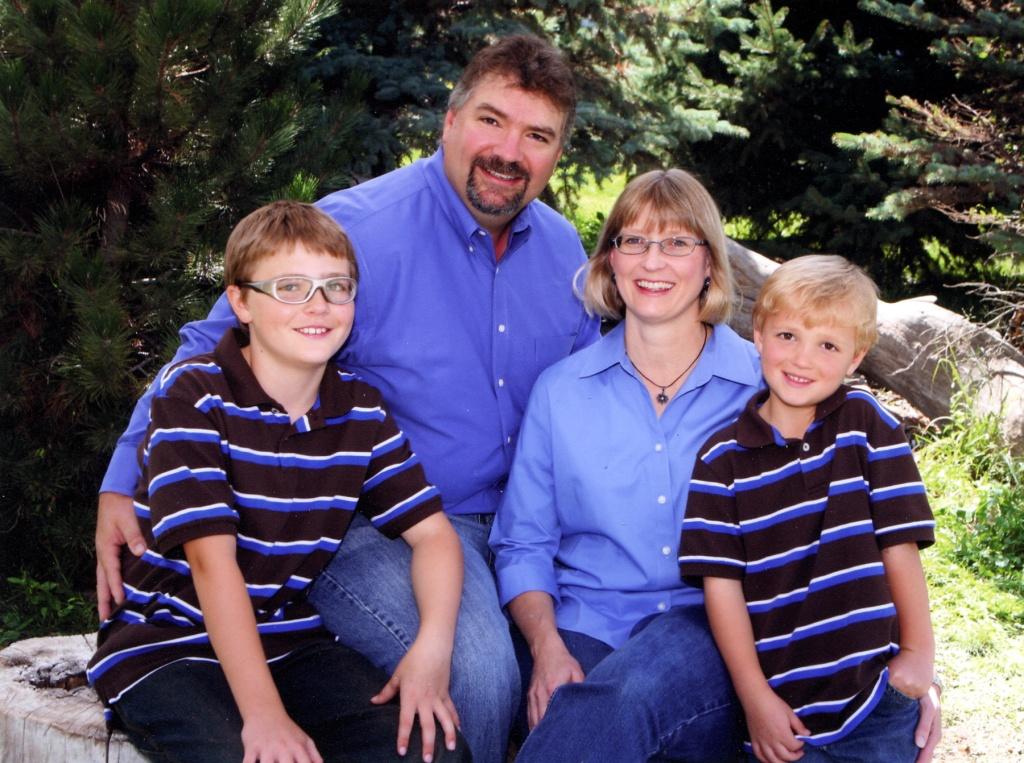 Parker Family 2006