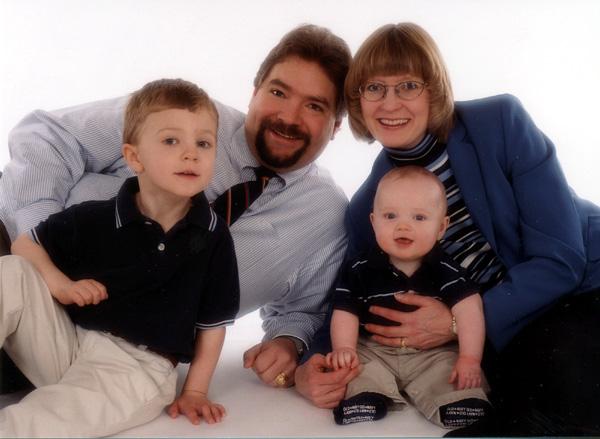 Parker Family Photo 2002