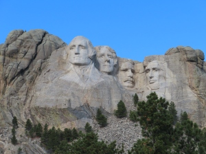 Mt Rushmore Monument